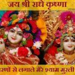 Mujhe charno se laga le mere shyam murli wale Lyrics